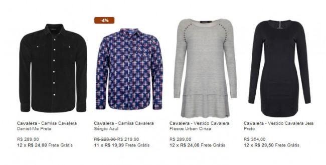 3-camisas e vestidos