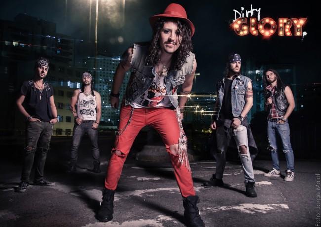 Dirty Glory - Promo