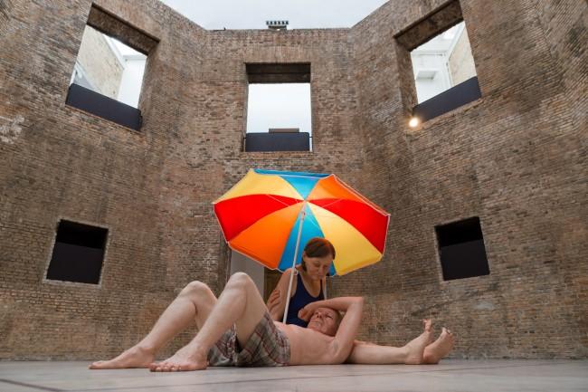 Cavamundo: Ron Mueck na Pinacoteca | Foto: A2 Fotografia / Alexandre Carvalho
