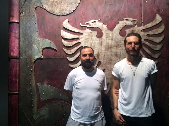 Alberto Hiar & Henrique Sauer | CAVALERA / SPFW: Outono - Inverno 2015