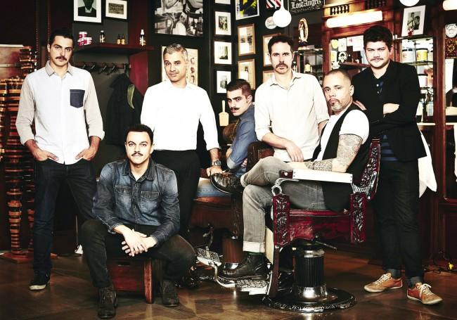 Barbearia Cavalera + GQ Brasil | Movember (Foto: Mari Queiroz)