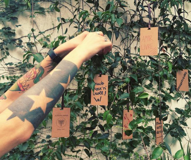 Cavablog: Árvore dos Desejos